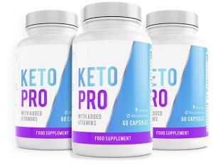 Boites de Keto Pro