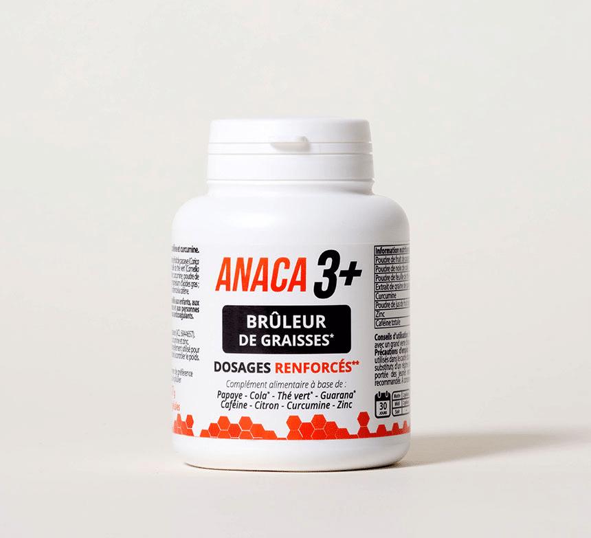 Brûleur de graisse Anaca3